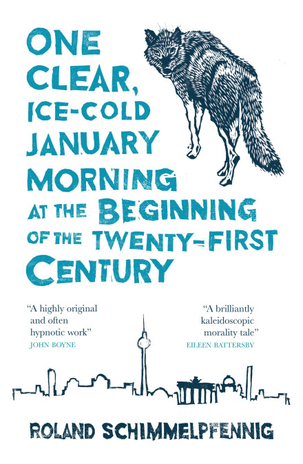 Book cover for One Clear Ice-cold January Morning at the Beginning of the 21st Century