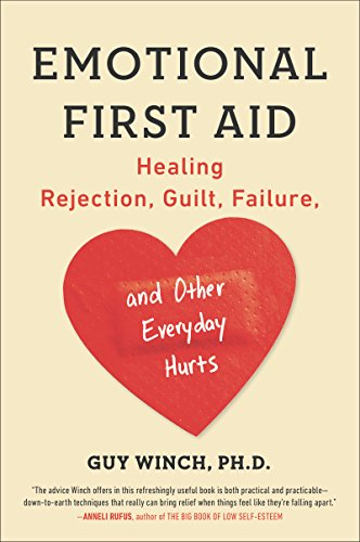 Book cover for Emotional First Aid